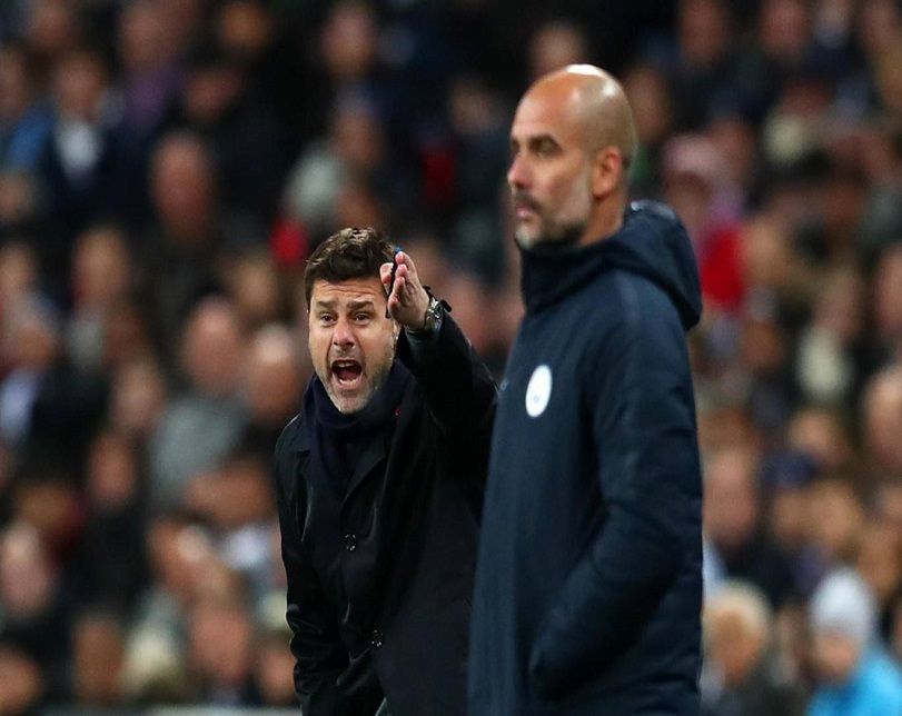 Pochettino plans to ruin Guardiola's Champions League bid