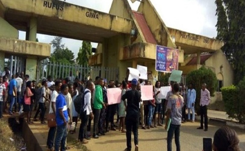 Ondo Poly Shut As Lecturers Protest Unpaid Salaries