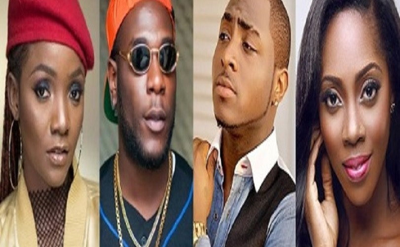 Tiwa Savage, Davido, Burna Boy, Simi Get 2019 AFRIMA Nominations