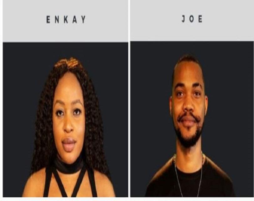 BBNaija introduces two more housemates, Enkay, Joe