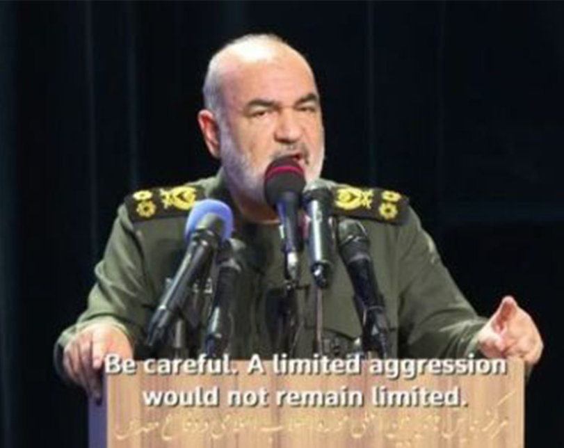 Attacks on Iran will bring captivity and defeat for enemies ―Military official
