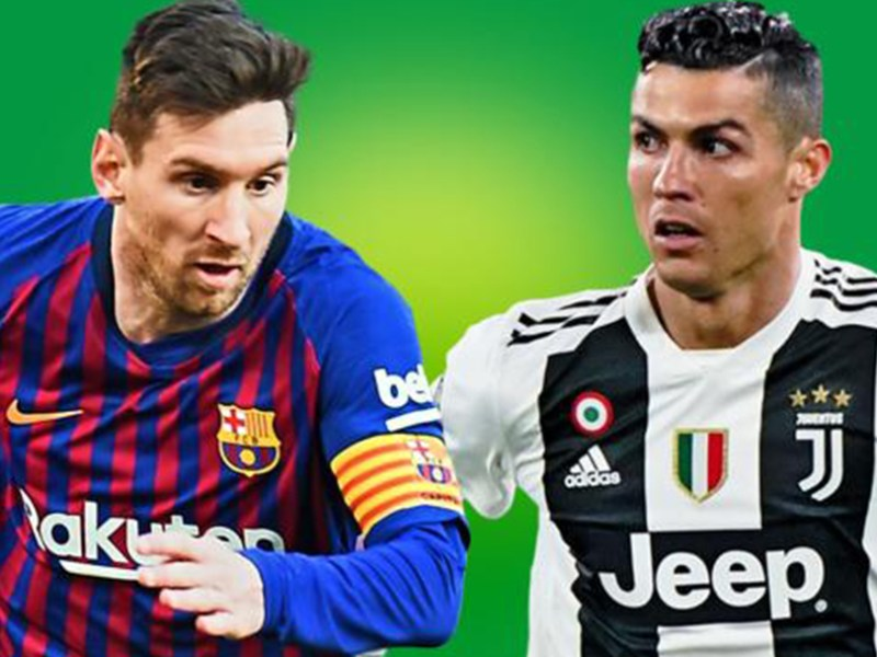 Cristiano Ronaldo: Portuguese star outscores Messi every year since 2005