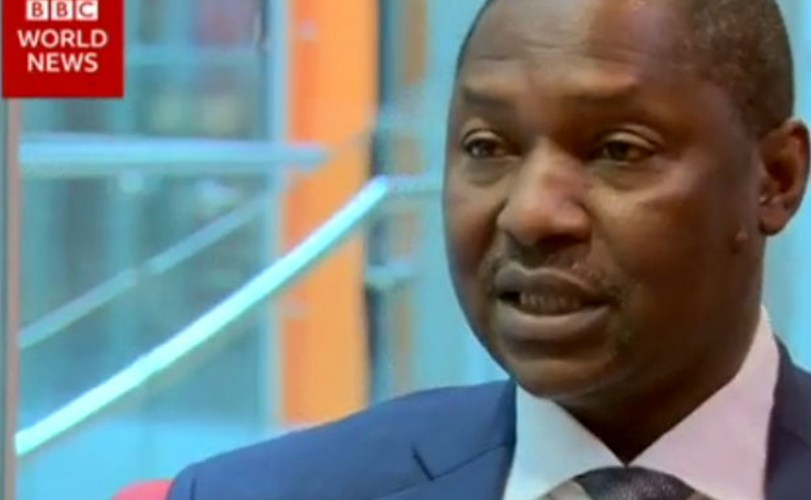Malami can't defend Buhari's past but justifies detaining Sowore