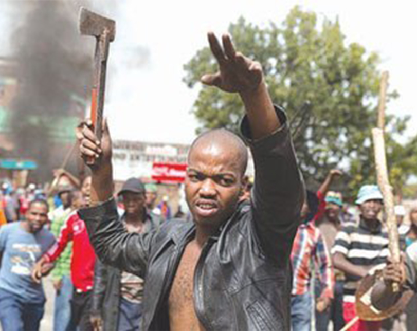 Xenophobic attacks: Buhari leaves for South Africa Wednesday