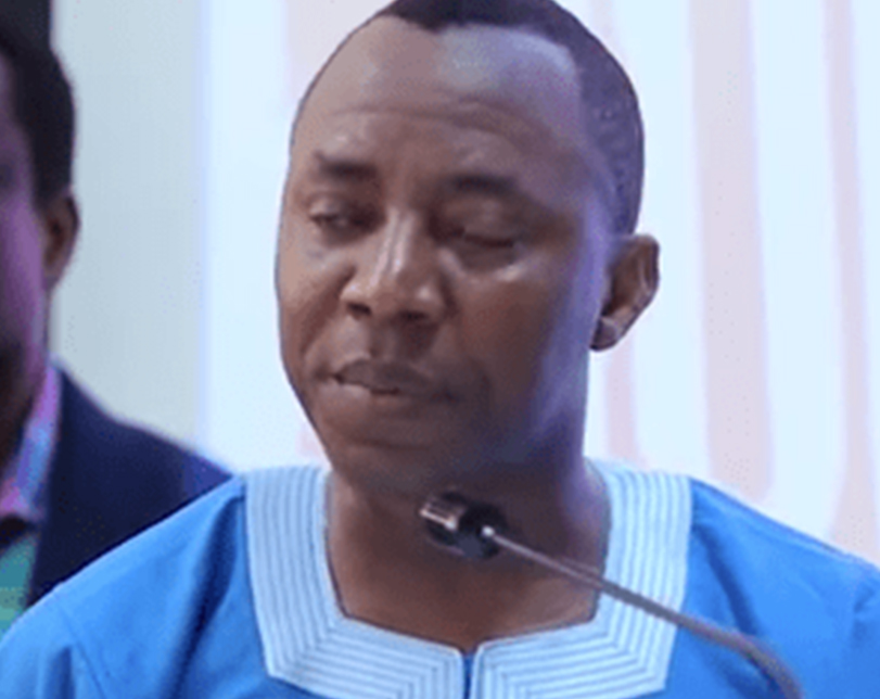 Sowore, revolution, the vestiges of dictatorship