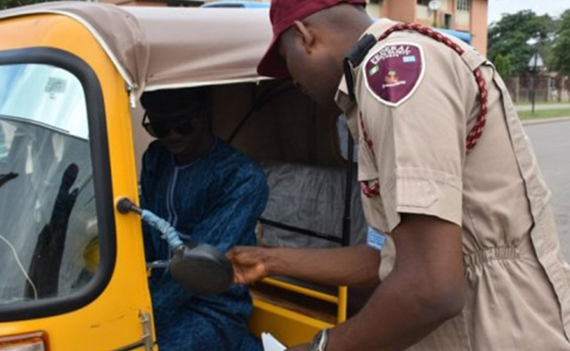 FRSC begins nationwide clampdown on motorcycles, tricycles without number plates