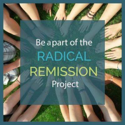 Sinustako Radical Remission valmentaja?