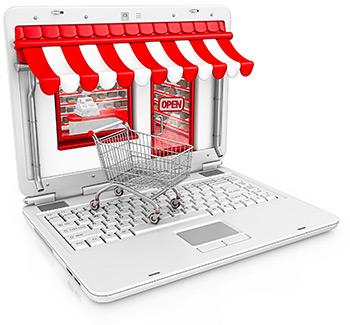 Toko online dan pasar online