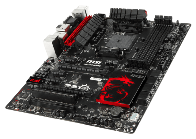 motherboard jenis MSI A88X- G45 Gaming