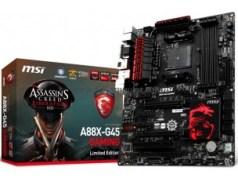 spesifikasi motherboard MSI A8X-G45 gaming