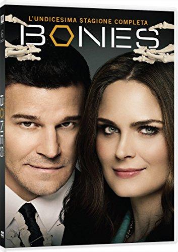 Dvd Bones 11 stagione