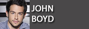 Vai alla biografia di John Boyd