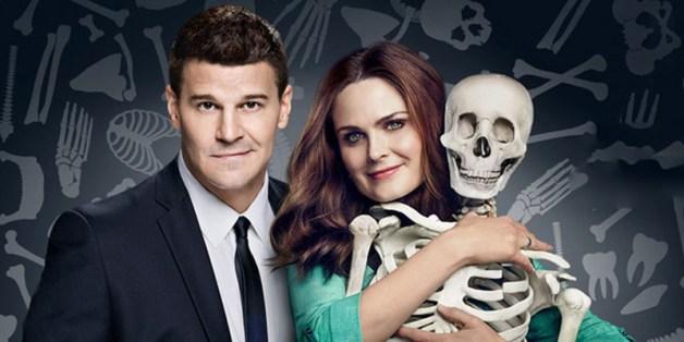 Bones stagione 10 - Booth e Brennan