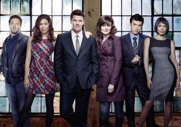 Bones cast stagione 8