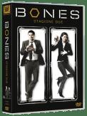 Cofanetto dvd Bones stagione 2 edizione restage