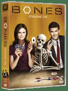 Cofanetto dvd Bones stagione 3 edizione restage