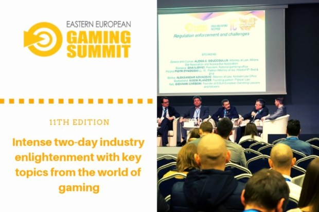 EEGS-2018-1 EEGS  2018 – intense  two-day  industry  enlightenment  with  key  topics  from  the  world  of  gaming