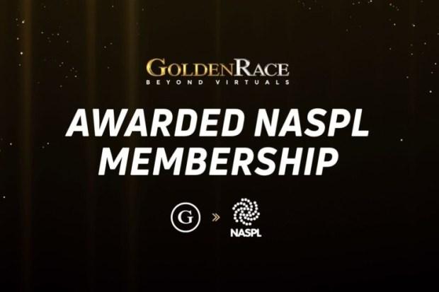 golden-race-naspl Golden Race gets NASPL associate membership