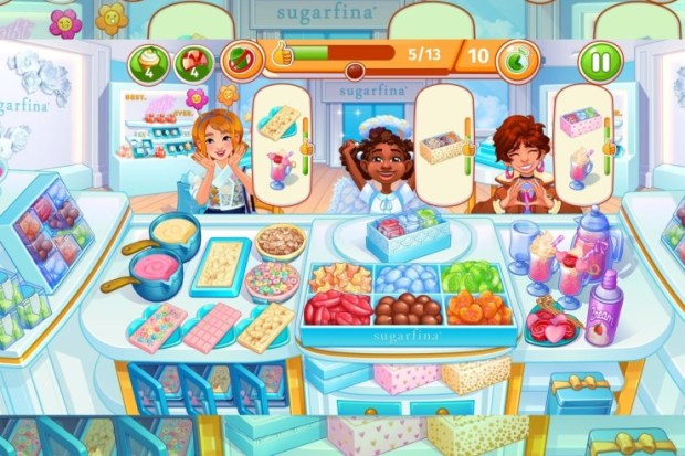 sugarfina Big Fish Games and Sugarfina Form a Deliciously Sweet Partnership This Valentine's Day