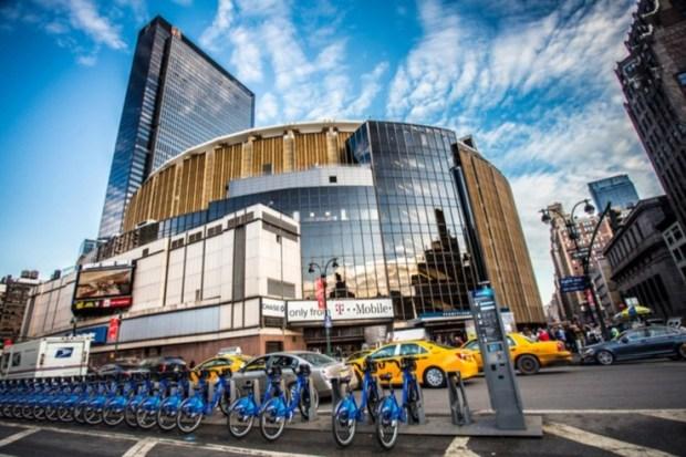 6-3 Madison Square Garden to host betting kiosks