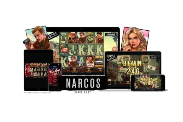 narcos-slot-1 Week 21 slot games releases
