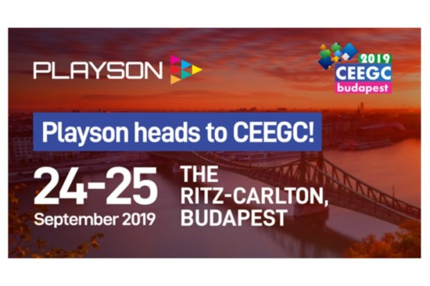 playson-ceegc2019 Playson to give expert insight on compliance and innovation at CEEGC
