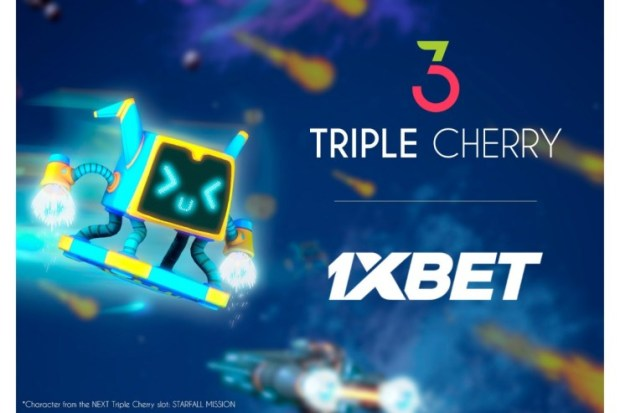 3cherry-1xbet-1 Triple Cherry scores significant content partnership with 1xBet