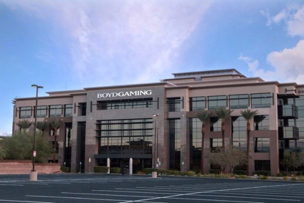 Boyd-Gaming-headquarters Boyd Gaming Announces New Measures to Mitigate COVID-19 Impacts