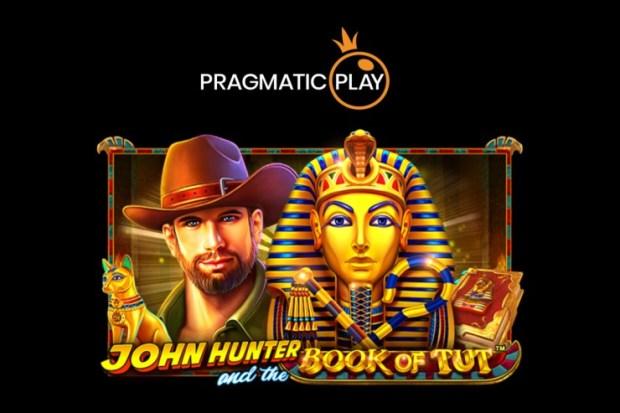John-Hunter-and-the-Book-of-Tut Pragmatic Play Releases Brand New Instalment To John Hunter Series