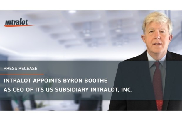 Byron-Boothe INTRALOT Appoints Byron Boothe as CEO of its US Subsidiary INTRALOT, Inc.