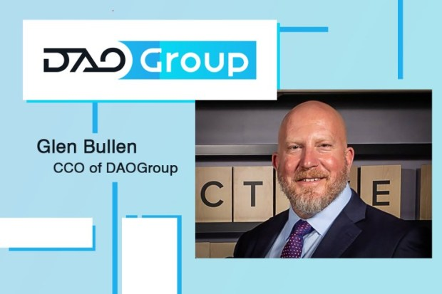 "GlenBullen ""Operators demand access to new markets and new player bases"": Exclusive crypto gambling interview with Glen Bullen from DAOGroup."