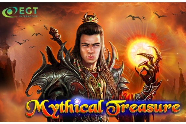 Mythical-Treasure-1 A legendary treasure awaits! New video slot from EGT Interactive