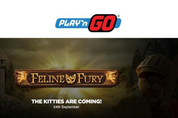 feline-fury Play'n GO Bring the Fury in Latest Release