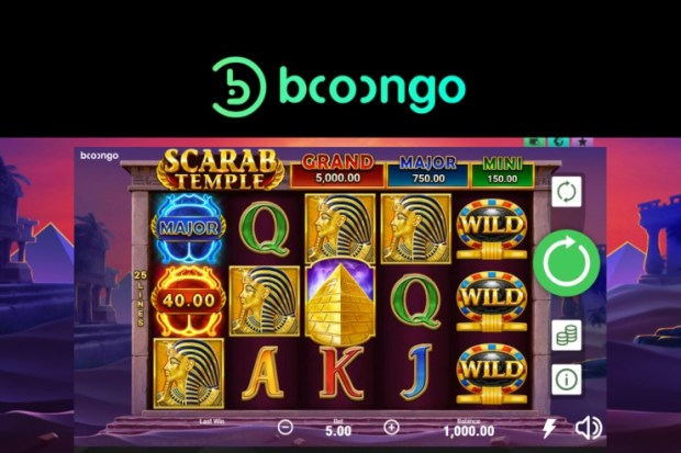 Scarab-Temple-2 Week 42/2020 slot games releases