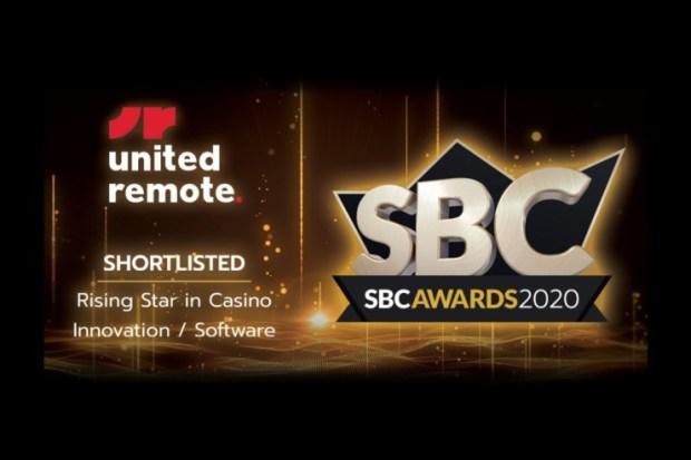 UR-SBC-2020-1-1 United Remote rewarded for reshaping effort with SBC Awards shortlisting