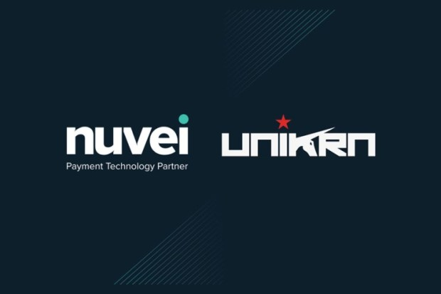 Nuvei Partners with Unikrn