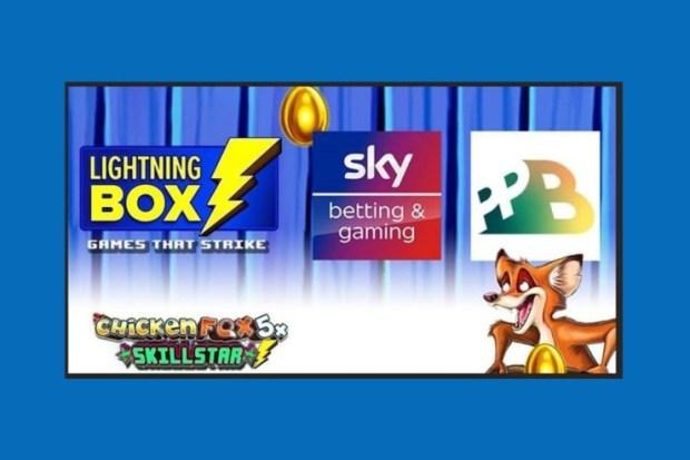 Lightning Box's Chicken Fox5x Skillstar set to ruffle more feathers