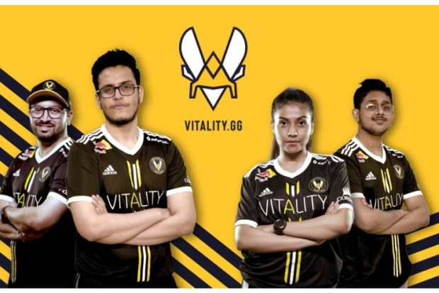 Team Vitality Launches in India