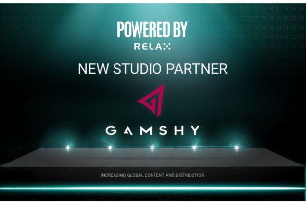 Relax Gaming signs Gamshy as new Powered By Relax partner