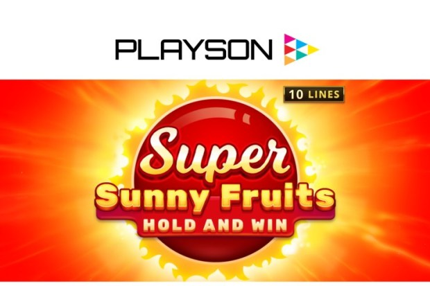 Playson puts a fresh twist on a classic hit with Super Sunny Fruits: Hold and Win