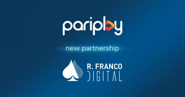 Pariplay Strengthens Standing in Spanish Market via Partnership with R. Franco Digital