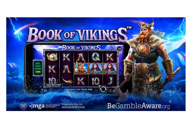 pragmatic-play-dives-into-norse-culture-in-book-of-vikings