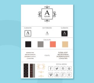 Azura Branding