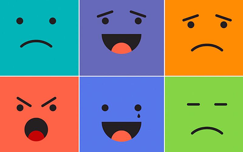 vocabolario emotivo