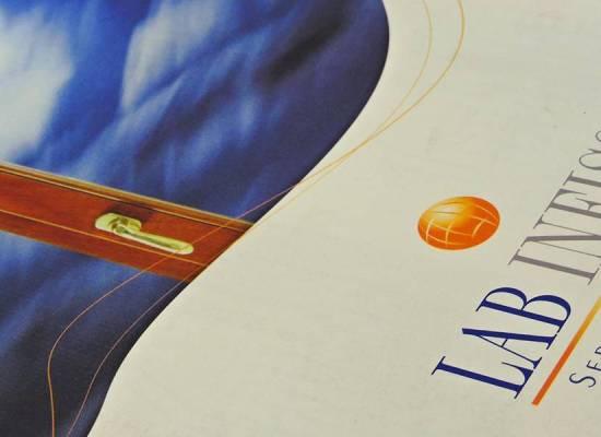 Brochure – Progettazione grafica, stampati vari
