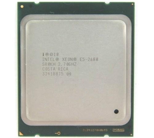 Intel Xeon E5 2680 Processor 2.7GHz 20M Cache 8 GT/s LGA 2011 SROKH C2 CPU
