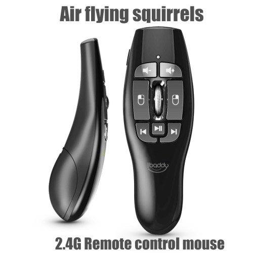 2.4GHz Wireless Remote Control Air Mouse Computer Music Flying Smart TV Box