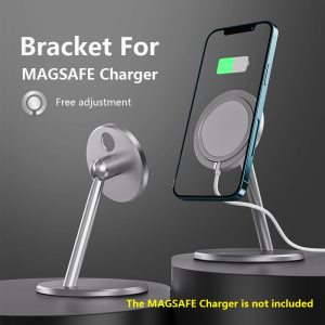 Magsafe Phone Fast Charging Stand Holder Bracket For IPhone 12 mini Pro Max