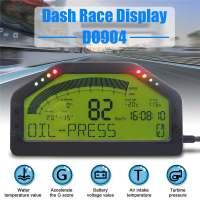 12V DPU LCD Screen Bluetooth Connection Race Dash Universal Dashboard Gauge Sensor Kit