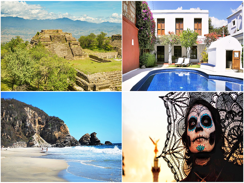 The 10 Best Places to Travel in 2019 Oaxaca, Mexico / Jake Hamilton / The i-escape blog